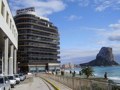 Отель Gran Hotel Sol y Mar 4* Коста Бланка Испания