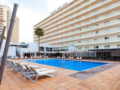 Отель Helios Benidorm Hotel 3* Коста Бланка Испания
