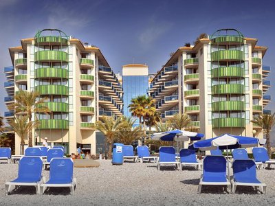 Отель Kaktus Albir 4* Коста Бланка Испания