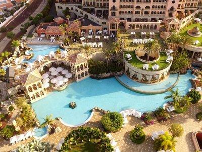 Отель Iberostar Grand Hotel El Mirador 5* о. Тенерифе (Канары) Испания