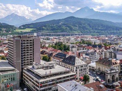 Отель TC Hotel 4* Инсбрук Австрия