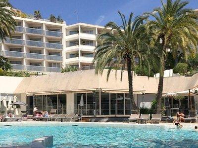 Отель Novotel Cannes Montfleury 4* Канны Франция