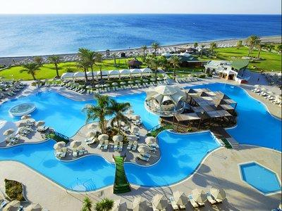 Отель Rodos Palladium Leisure & Wellness 5* о. Родос Греция