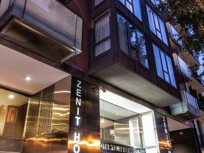 Отель Zenit Borrell 4* Барселона Испания
