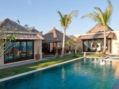 Отель Chateau de Bali Ungasan Boutique Villas and Spa 5* Джимбаран (о. Бали) Индонезия