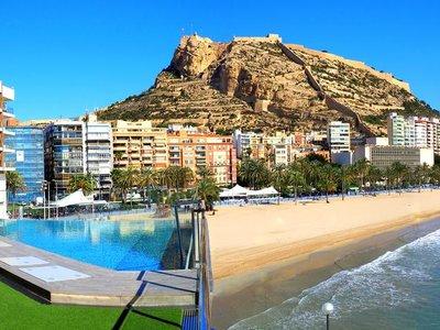 Отель Melia Alicante 4* Коста Бланка Испания