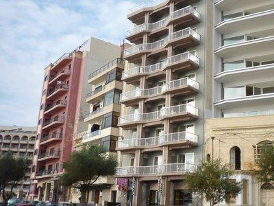 Отель Sliema Chalet Hotel 3* Слима Мальта