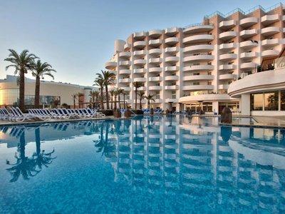 Отель Db San Antonio Hotel & Spa 4* Сан Паула Бей Мальта