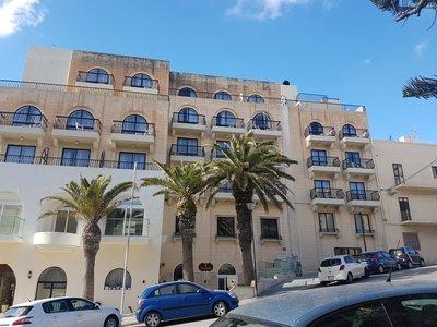 Отель Gillieru Harbour Hotel 4* Сан Паула Бей Мальта