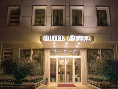 Отель Opera Hotel 4* Тирана Албания