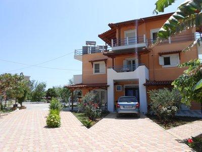 Отель Yard Paradise Hotel 3* Дхерми Албания