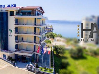Отель Aliko Hotel 4* Влера Албания