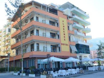 Отель Florence Hotel 3* Влера Албания