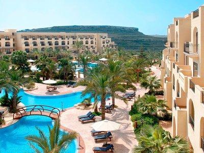 Отель Kempinski Hotel San Lawrenz 5* о. Гоцо Мальта