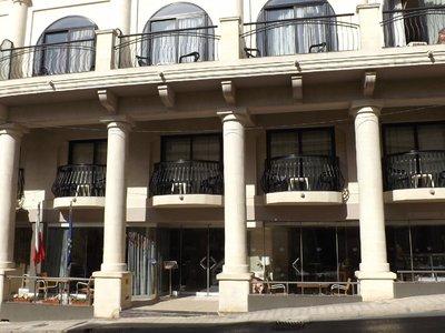 Отель Solana Hotel & Spa 4* Меллиеха Мальта