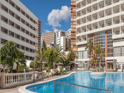 Отель Poseidon Resort 3* Коста Бланка Испания