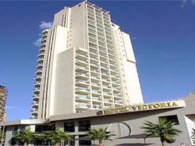 Отель RH Victoria Hotel 4* Коста Бланка Испания