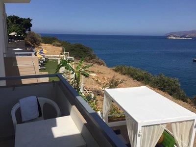 Отель Sea Vessel 2* о. Крит – Ретимно Греция