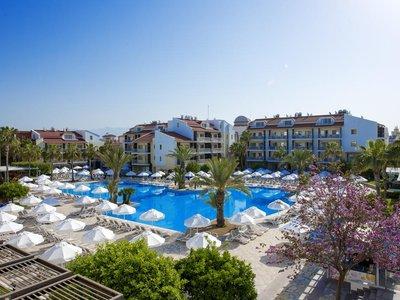 Отель Barut B Suites 4* Сиде Турция