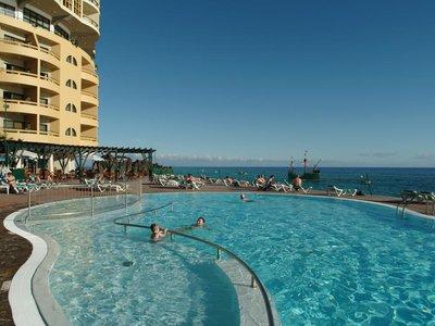 Отель Pestana Palms Ocean 4* о. Мадейра Португалия