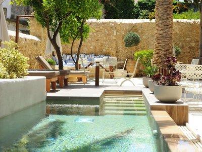 Отель Pepi Boutique Hotel 2* о. Крит – Ретимно Греция