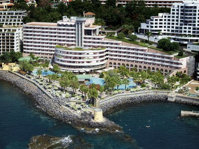 Отель Royal Savoy 5* о. Мадейра Португалия