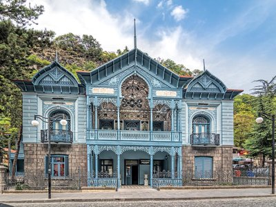 Отель Golden Tulip Borjomi 4* Боржоми Грузия