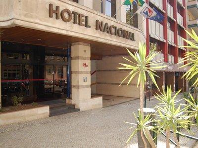 Отель Nacional Hotel 3* Лиссабон Португалия