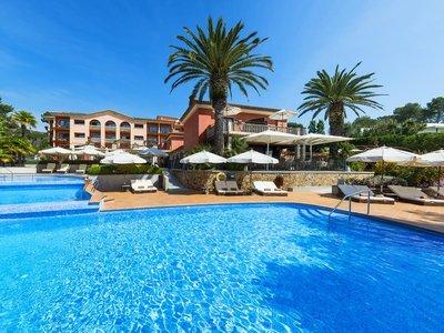 Отель Salles Hotel & Spa Cala del Pi 5* Коста Брава Испания
