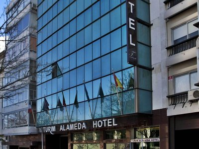 Отель Turim Alameda Hotel 4* Лиссабон Португалия