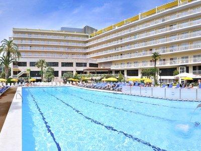 Отель Oasis Park & Spa Hotel 4* Коста Брава Испания