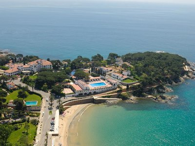 Отель Hostal de La Gavina 5* Коста Брава Испания
