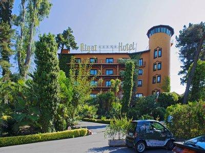 Отель Rigat Park & Spa Hotel 5* Коста Брава Испания