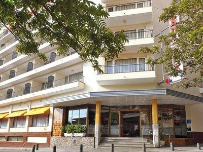 Отель Santa Rosa Hotel 4* Коста Брава Испания