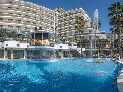 Отель Indalo Park Hotel 3* Коста Дель Маресме Испания