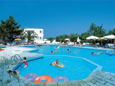 Отель Summer Dream 3* о. Родос Греция