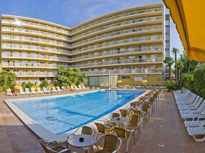 Отель President Calella Hotel 3* Коста Дель Маресме Испания