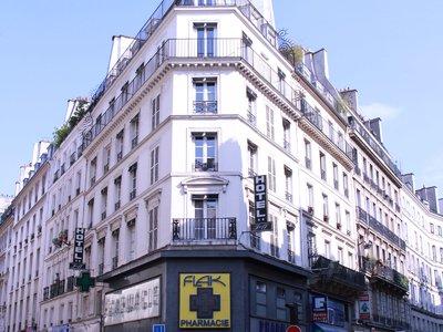 Отель Jeff Hotel Paris 2* Париж Франция