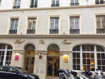 Отель Pax Opera Hotel 3* Париж Франция