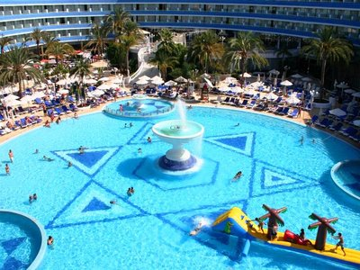 Отель Mediterranean Palace 5* о. Тенерифе (Канары) Испания