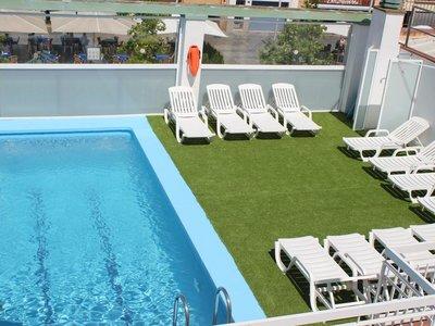 Отель Armonia Hotel 1* Коста Брава Испания