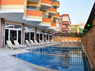 Отель Kleopatra Sun Light 3* Алания Турция