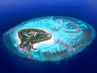 Отель Centara Grand Island Resort & Spa Maldives 5* Ари (Алифу) Атолл Мальдивы