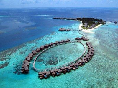 Отель Coco Bodu Hithi 5* Северный Мале Атолл Мальдивы