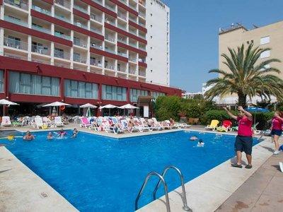 Отель Santa Monica 3* Коста Дель Маресме Испания