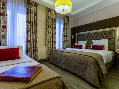 Отель Riviera Hotel 3* Париж Франция