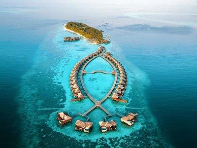 Отель Lily Beach Resort & Spa 5* Ари (Алифу) Атолл Мальдивы