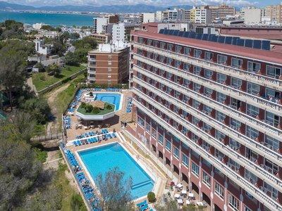 Отель Seramar Luna-Luna Park 3* о. Майорка Испания