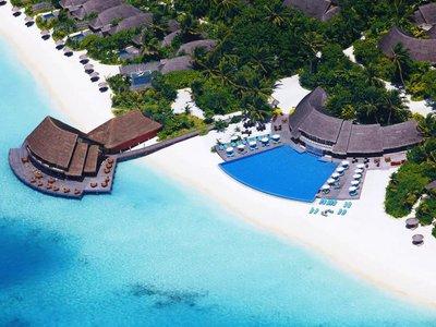 Отель Anantara Dhigu Maldives Resort 5* Южный Мале Атолл Мальдивы
