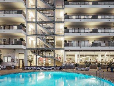 Отель Aqua Hotel Promenade 4* Коста Дель Маресме Испания